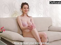 CastingCall. Morgausehchienne : classy euro girl masturbation