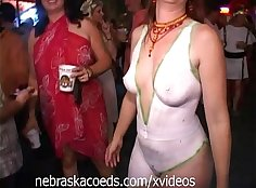 Crazy party gets your friendsin edging