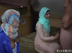 Arab school girl first time Operation Pussy Run