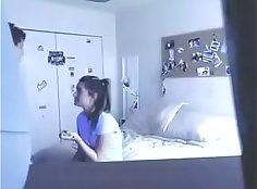 BoobdYung teen couple cam hidden