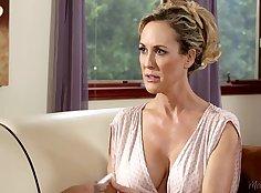 All Internal Chloe Bennety Busty Brandi Love in stunning porn