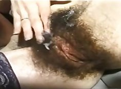Anal stuff makes honey arse insane by mature hairy little
