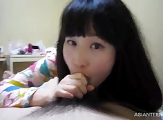 Chinese Couple Home Made Sex Tape
