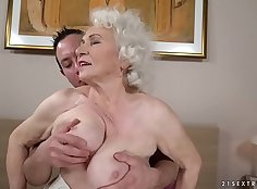 Young Norma Cox Gets Fucked