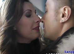 Big ass mature eurobabe doggystyled and cum blasted - facelift