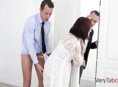 Real Wife Stories - Amateur Mama Jillian Let The Tape Come