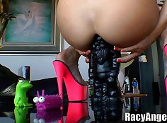 London Keyes and Demi Rain in Wet Nmusumi Compilation