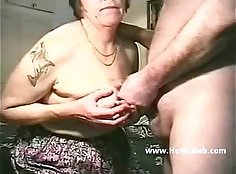 Amateur couple try to rip the ropes and have their way with stud