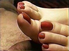 Foot Worship Allures Nails