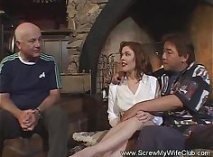 AMWF: Sissy and Wife Cuckold MOIAN