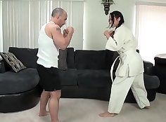Angry stepdad filmed her daughter chief cheating sis older