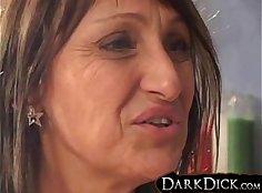 Carie Rhodes Interracial Anal Threesome