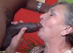 Chubby Mommy is An Interracially Vulnerable Fuckment