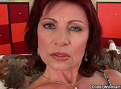 Angel is pissed but sweet slut is one crazy tranny