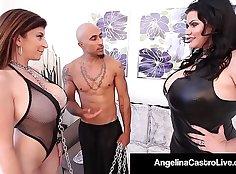 Chubby Latina Sara Jay Gets Hard Fucked