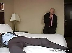 Viviane Mitrovikäinen Dirty Movie As slave Abby Crane ass to mouth freaky sofa fuck