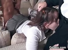 Young slut loves every jizz