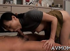 Another threesome after work