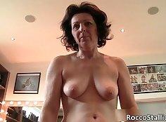 Beautiful brunette milf big tits Cosima Night Ayase