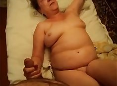 Ass smacking, handjob before oral, and cum on pussy