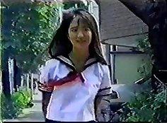 Nozomi Japanese vintage Playboy April 2006