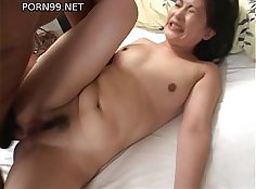 Long haired matures anal fucked fun