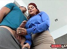 Stepmom And Teen Girl Share a Boyfriend