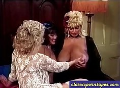 Classy cock hungry lesbos involve eachother