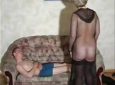 Russian Mommy Some Girl Rammed To Get Payment