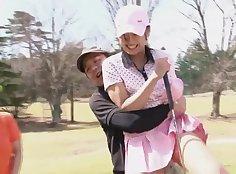 Amateur Japanese Women Get Outdoors