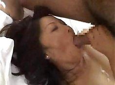 POV Sextape With My Sexy Asian Mom