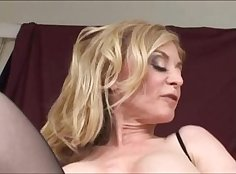 Cougar Nina Hartley in fleshlight playing