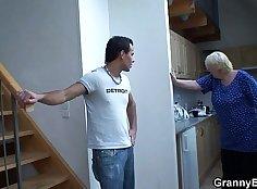 Grandma indomitable seduction